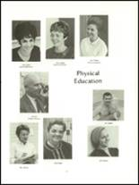 1968 Upper Merion High School Yearbook Page 34 & 35