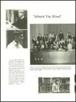 1968 Upper Merion High School Yearbook Page 52 & 53