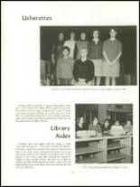 1968 Upper Merion High School Yearbook Page 66 & 67