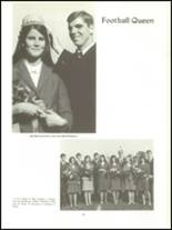 1968 Upper Merion High School Yearbook Page 72 & 73