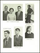 1968 Upper Merion High School Yearbook Page 100 & 101