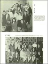 1968 Upper Merion High School Yearbook Page 104 & 105