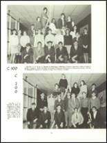 1968 Upper Merion High School Yearbook Page 114 & 115