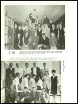 1968 Upper Merion High School Yearbook Page 122 & 123