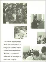 1968 Upper Merion High School Yearbook Page 124 & 125