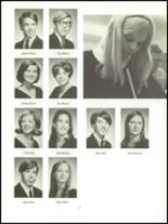 1968 Upper Merion High School Yearbook Page 130 & 131