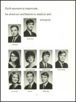 1968 Upper Merion High School Yearbook Page 134 & 135