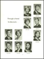1968 Upper Merion High School Yearbook Page 136 & 137