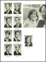 1968 Upper Merion High School Yearbook Page 138 & 139