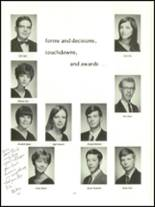 1968 Upper Merion High School Yearbook Page 140 & 141