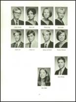 1968 Upper Merion High School Yearbook Page 146 & 147