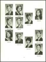 1968 Upper Merion High School Yearbook Page 148 & 149