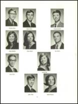 1968 Upper Merion High School Yearbook Page 152 & 153
