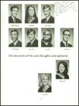 1968 Upper Merion High School Yearbook Page 154 & 155