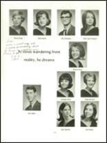 1968 Upper Merion High School Yearbook Page 156 & 157