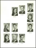 1968 Upper Merion High School Yearbook Page 160 & 161