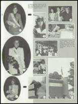 1983 Plymouth High School Yearbook Page 20 & 21