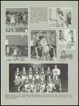 1983 Plymouth High School Yearbook Page 54 & 55