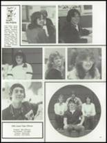 1983 Plymouth High School Yearbook Page 72 & 73