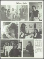 1983 Plymouth High School Yearbook Page 84 & 85