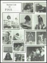 1983 Plymouth High School Yearbook Page 86 & 87