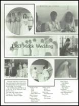1983 Plymouth High School Yearbook Page 90 & 91