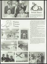 1983 Plymouth High School Yearbook Page 92 & 93