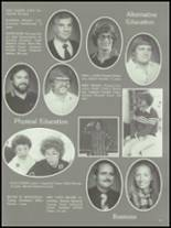 1983 Plymouth High School Yearbook Page 96 & 97