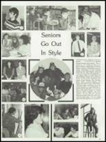 1983 Plymouth High School Yearbook Page 100 & 101