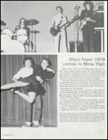 1979 Mesa High School Yearbook Page 68 & 69
