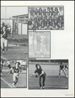 1979 Mesa High School Yearbook Page 134 & 135
