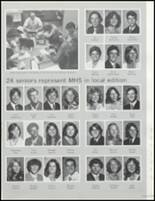 1979 Mesa High School Yearbook Page 212 & 213