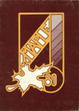1980 Yearbook Maple Heights High School