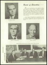 1961 Donart High School Yearbook Page 12 & 13