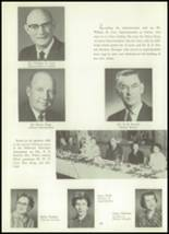 1961 Donart High School Yearbook Page 14 & 15