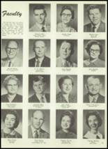 1961 Donart High School Yearbook Page 16 & 17