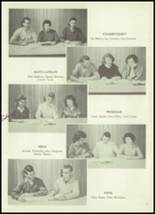 1961 Donart High School Yearbook Page 24 & 25