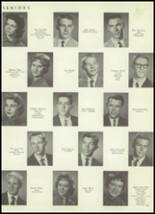 1961 Donart High School Yearbook Page 28 & 29