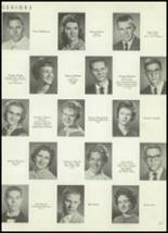 1961 Donart High School Yearbook Page 30 & 31