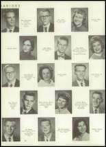 1961 Donart High School Yearbook Page 34 & 35