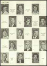 1961 Donart High School Yearbook Page 36 & 37