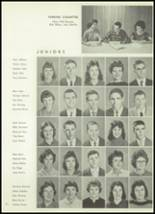 1961 Donart High School Yearbook Page 44 & 45