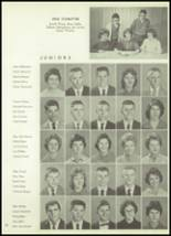 1961 Donart High School Yearbook Page 48 & 49