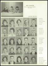 1961 Donart High School Yearbook Page 50 & 51