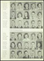 1961 Donart High School Yearbook Page 58 & 59