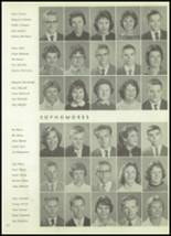 1961 Donart High School Yearbook Page 60 & 61