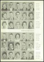 1961 Donart High School Yearbook Page 62 & 63