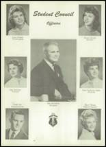 1961 Donart High School Yearbook Page 66 & 67
