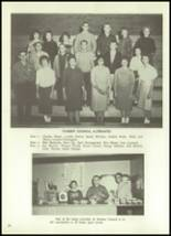 1961 Donart High School Yearbook Page 68 & 69
