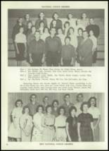 1961 Donart High School Yearbook Page 70 & 71